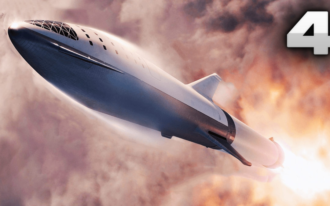 4 Future Space Rockets to make us Interplanetary species!
